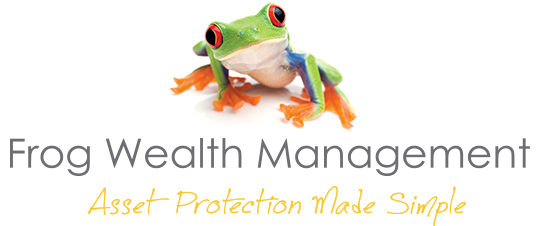 Frog Wealth Logo
