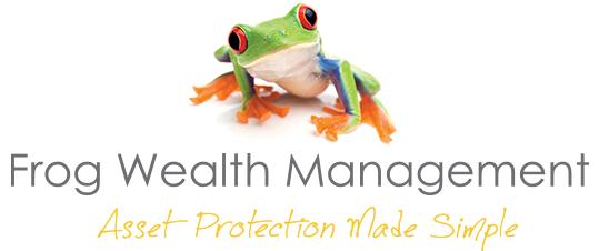 Frog Wealth Logo